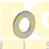 ARRUELA LISA M10 10.5 X 20 X 2 DIN 125A INOX A2