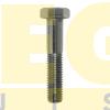 PARAFUSO SEXTAVADO ROSCA PARCIAL M16 2,00 MA X 190 DIN 931 INOX A2