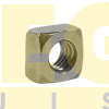 "PORCA QUADRADA 5/16"" 18-UNC X CHAVE 9/16"" ASME / ANSI B18.2.2 INOX A2"