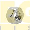 PORCA SEXTAVADA 5/16 18-UNC X CHAVE 1/2  ASME / ANSI B18.2.2 INOX A2