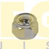 PORCA TRAVANTE ALTA #10 24-UNC X CHAVE 3/8  IFI 100/107 INOX A2