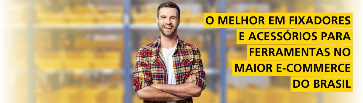 O Maior E-commerce de Fixadores Online