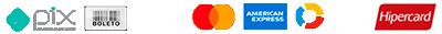 Métodos de Pagamento Mega Lojista - Compre Parafusos Online